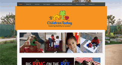 Preview of childrentoday.org